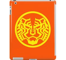 Tiger Medal iPad Case/Skin