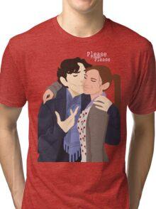 Sherlolly Tri-blend T-Shirt