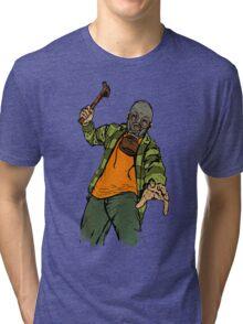 Hammer Time (Reworked) Tri-blend T-Shirt