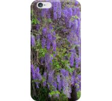 Purple Flower Tree iPhone Case/Skin
