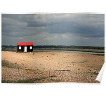 Rye Harbour Shed Poster