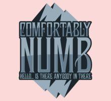 numb dark One Piece - Long Sleeve