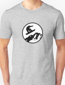 snowboarding 2 Unisex T-Shirt