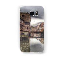 Petit France, Strasbourg Samsung Galaxy Case/Skin