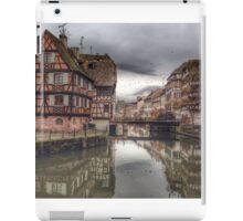 Petit France, Strasbourg iPad Case/Skin