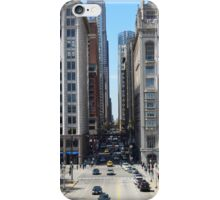 Chicago Street iPhone Case/Skin