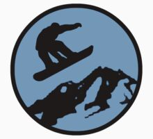 snowboarding 3 One Piece - Short Sleeve