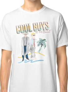 COOL GUYS at the BEACH Classic T-Shirt