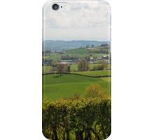 Beautiful French countryside iPhone Case/Skin
