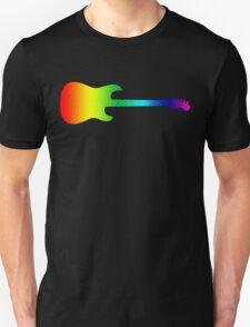 Halftone Psyche Strat T-Shirt