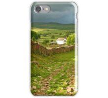 Lake District Evening iPhone Case/Skin