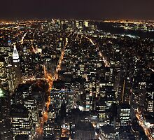 New York, New York! by Rosy Kueng
