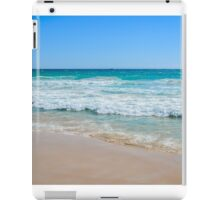 Beach Panorama iPad Case/Skin