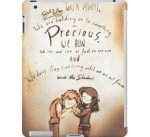 From Under the Shadow - [A Scribble] iPad Case/Skin