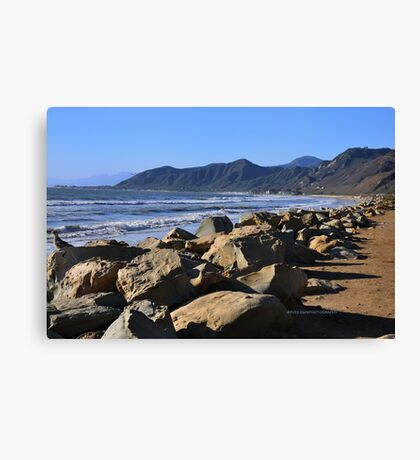 Scenes from Cali I Canvas Print