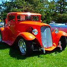 1934 Ford Coupe by Gregory Ewanowich