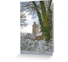 Yelverton Church Greeting Card