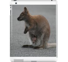Wallaby & Bub iPad Case/Skin
