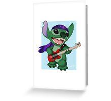 March Stitch Greeting Card
