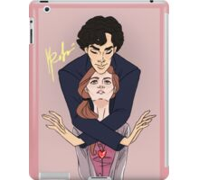 Sherlolly Control iPad Case/Skin