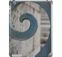 Gate detail ...Versailles iPad Case/Skin