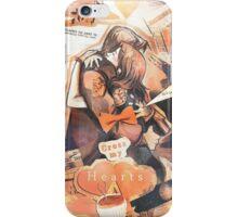 Cross My Hearts  iPhone Case/Skin