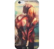 Love In Hard Times iPhone Case/Skin