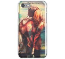 Love In Hard Times iPhone Case/Skin