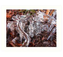 Winter Wonderland 3 Art Print
