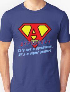 Aspergers Man Unisex T-Shirt