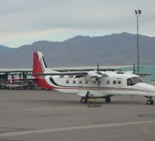 Plane to Grand Canyon by sueottaway