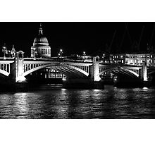 By Night Photographic Print