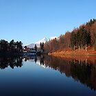 A day at the Meugliano Lake by Stefano  De Rosa