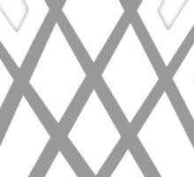 Wolverine Claws Minimalist Sticker