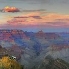 Grand Canyon Sunset by LizzieMorrison