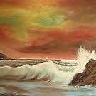 Seascape 1 by KenLePoidevin