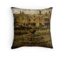 Broadfield Vineyard Throw Pillow