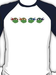 TMNT graphic heads T-Shirt