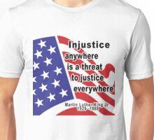 Martin Luther King Jr. Unisex T-Shirt