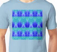 Walking On Ice  abstract Unisex T-Shirt