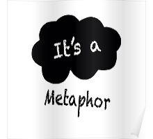 It's a Metaphor  Poster