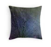 Bad Moon Rising Throw Pillow
