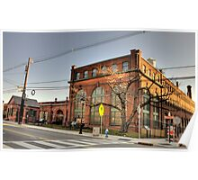 Thomas Edison's Laboratory (West Orange, NJ) Poster