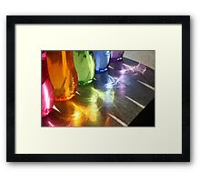 Bright Shadow's Framed Print