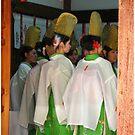 Japan Imamiya Ebisu Shrine Fukumusume  by Tomoe Nakamura