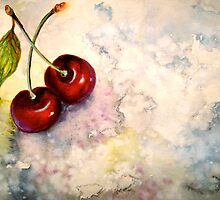 Cherries.. Pure Heaven by ©Janis Zroback