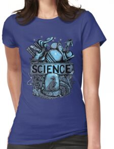 Science Womens Fitted T-Shirt