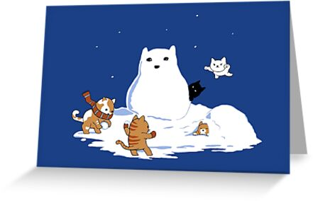 Snowcat by tyna