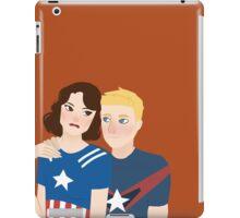 Cap & Cap iPad Case/Skin