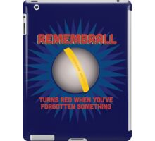 Remembrall - Harry Potter iPad Case/Skin